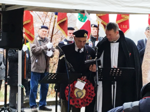 Annual remembrance ceremony